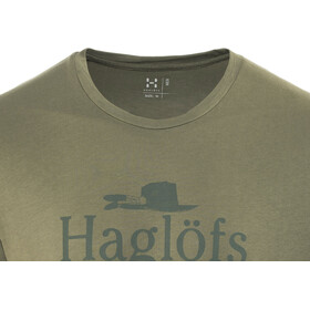 Haglöfs M's Camp Tee sage green